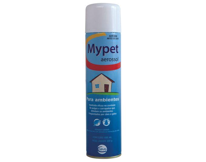 Splay Antipulgas Ceva Mypet Aerossol - 400 ml